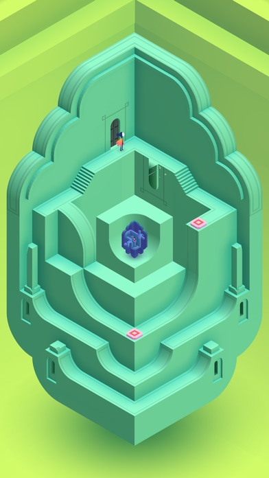 Screenshot for Monument Valley 2 in Ecuador App Store