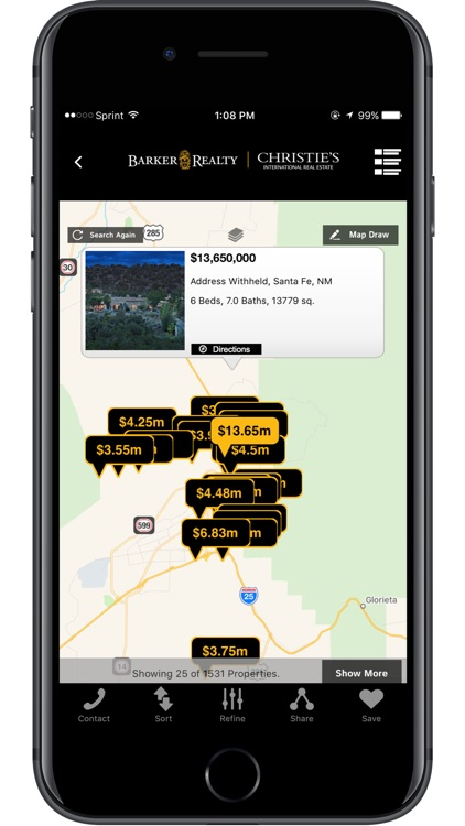 Santa Fe Real Estate Mobile