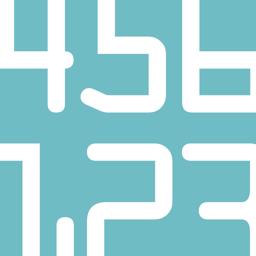 Ícone do app NumPad.