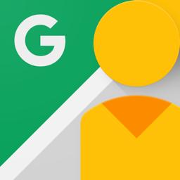 Ícone do app Google Street View