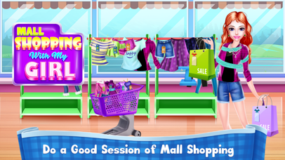 Mall Shopping with My Girl Screenshot