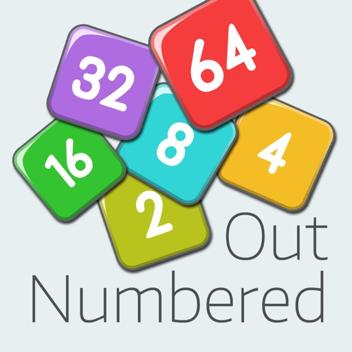 OUTNUMBERED - A Puzzle Game to connect Numbers