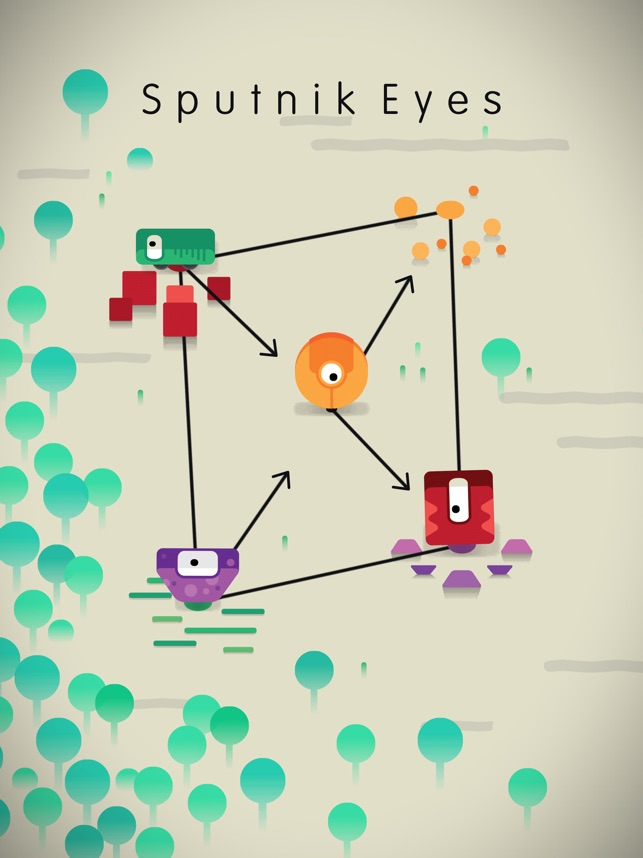 Sputnik Eyes Screenshot