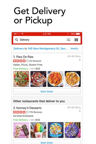 Yelp: Discover Local Favorites screenshot 3