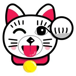 Maneki Neko Emojis
