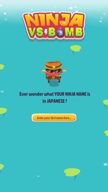 Ninja VS Bomb screenshot-4
