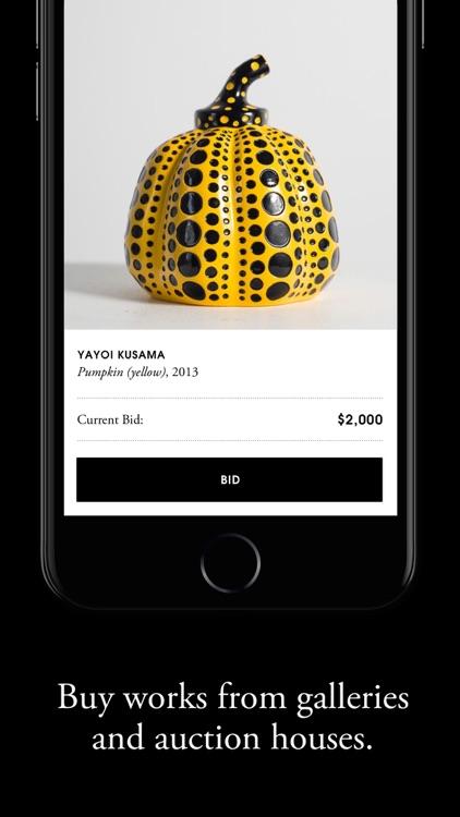 Artsy: Buy & Sell Original Art screenshot-3