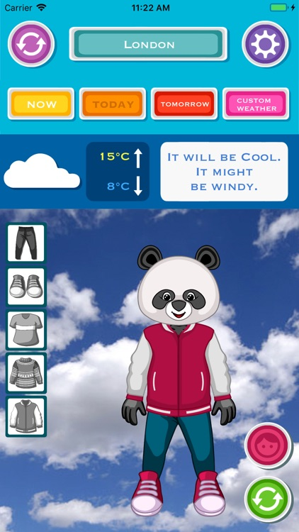 Weather & What to Wear Today screenshot-3