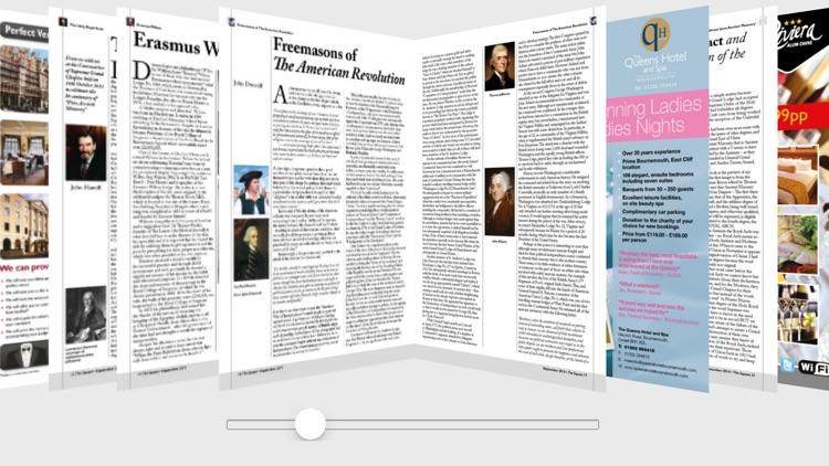 The Square Magazine screenshot-4