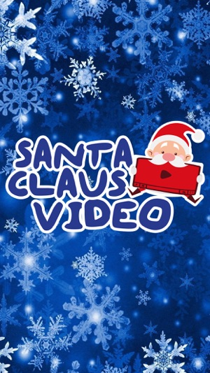 Santa claus video on the app store iphone screenshots m4hsunfo