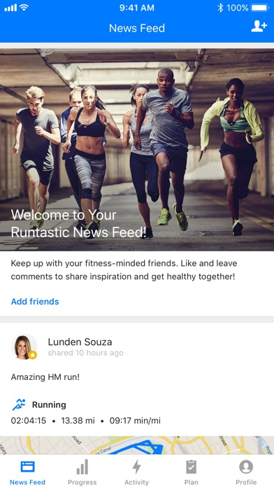 Runtastic Running Tracker PRO screenshot 5