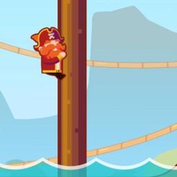 Pirates climb