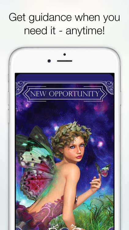 Ask the Fairies Oracle Cards