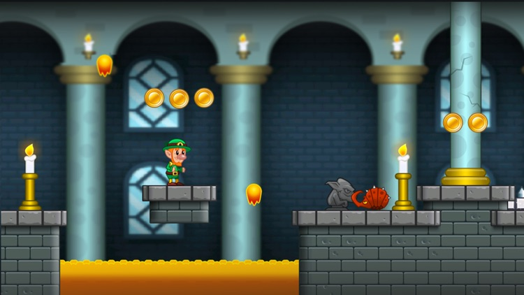 Lep's World - Jump n Run Games screenshot-3