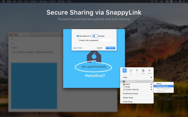Snappy - Snapshots, the smart way  on the Mac App Store