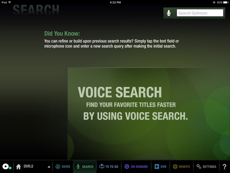 Optimum for iPad screenshot-4