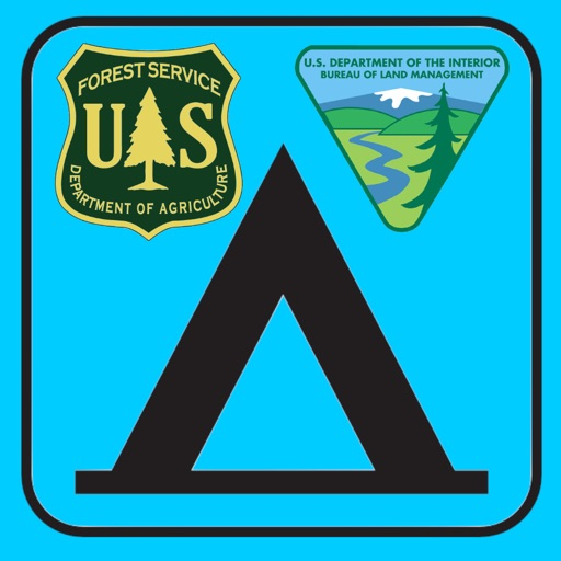 USFS and BLM Campgrounds