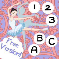 ABC & 123 Ballet Dancer-s School: Full Games For Kids!
