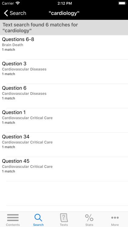 The NeuroICU Board Review screenshot-7