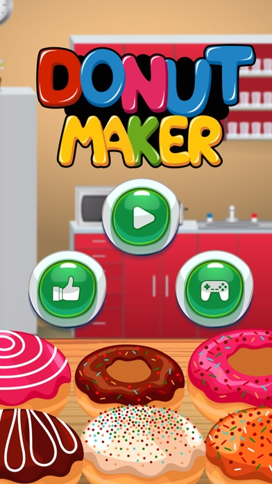 Restaurant Story: Donuts Maker Screenshot