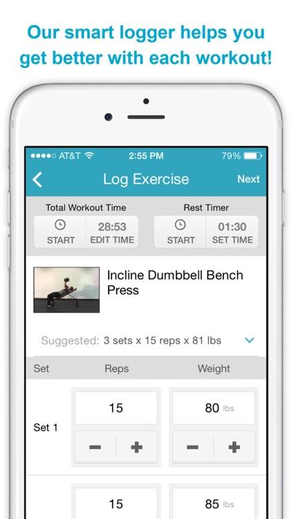 Exercise.com screenshot-3