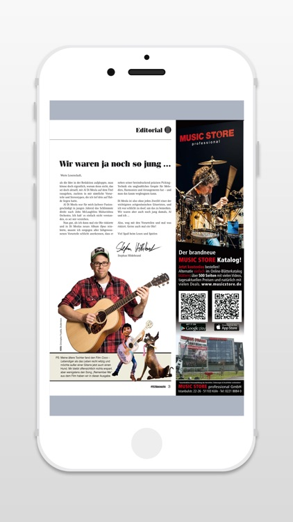 guitar acoustic - Zeitschrift by United Kiosk AG
