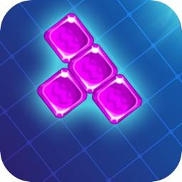 Cube Block Fill Up