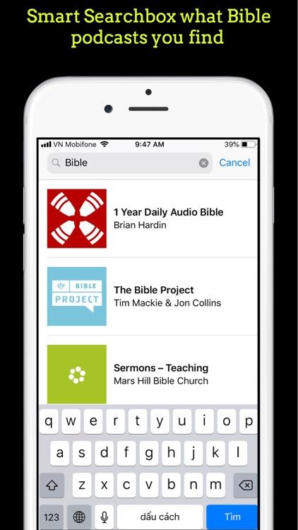 Bible Daily Pod screenshot-3