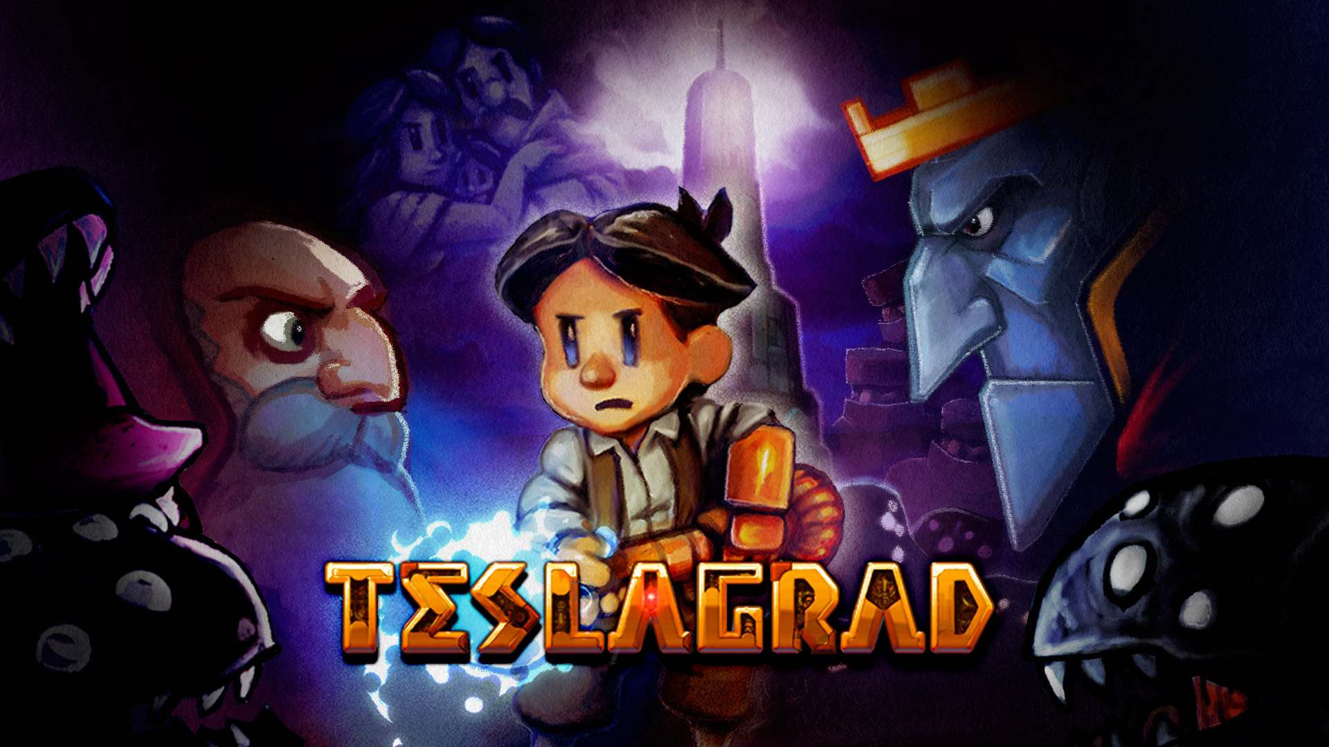 Teslagrad screenshot 18
