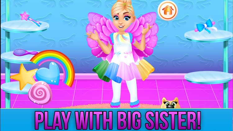 New Baby Sister screenshot-7