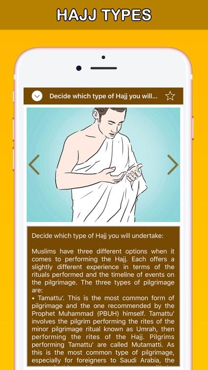 Hajj & Umrah Guide PRO screenshot-5