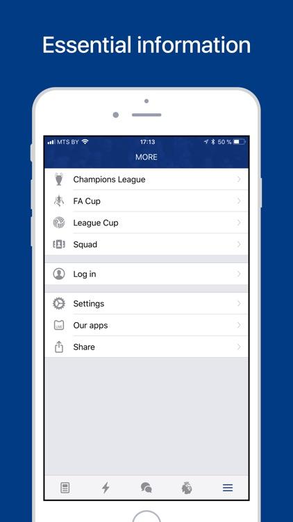 CFC Live – Scores & Results screenshot-4