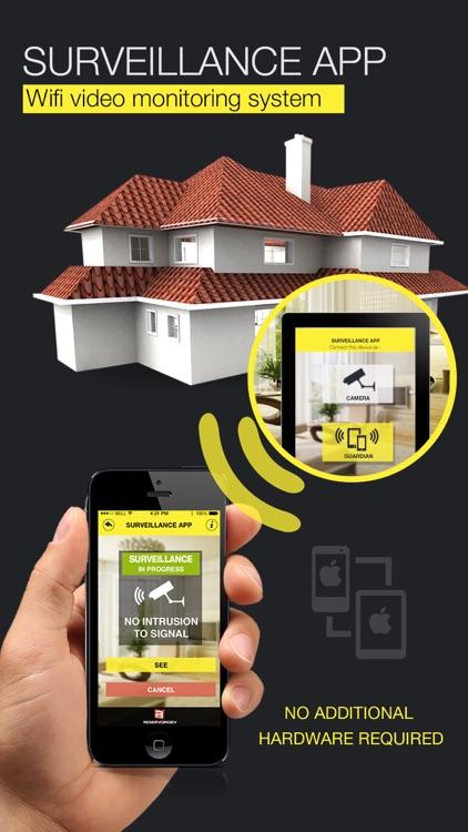 Surveillance App screenshot-0