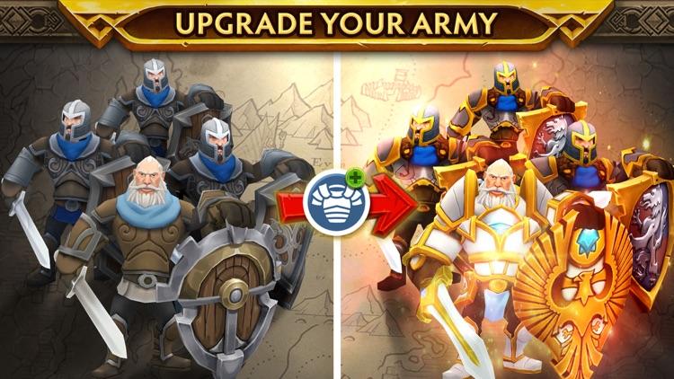 Warlords of Aternum screenshot-3