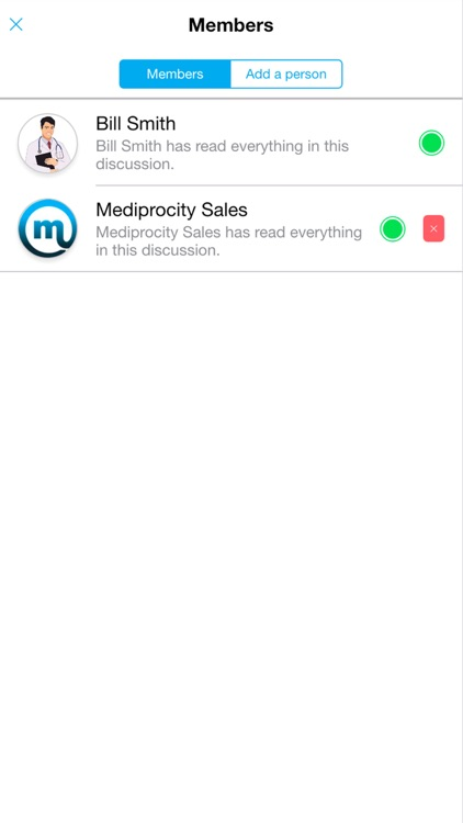 Mediprocity screenshot-3