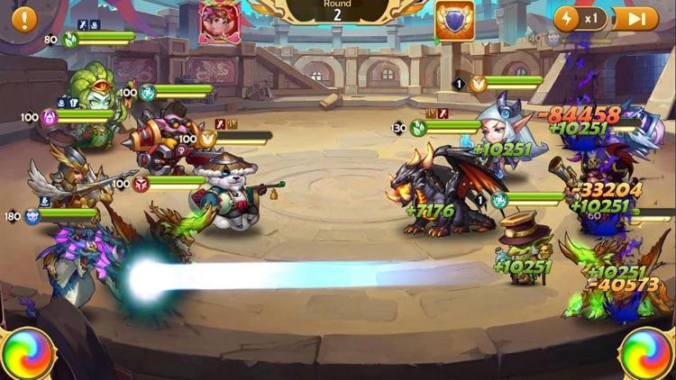 传奇召唤师-策略性卡牌游戏 screenshot-4