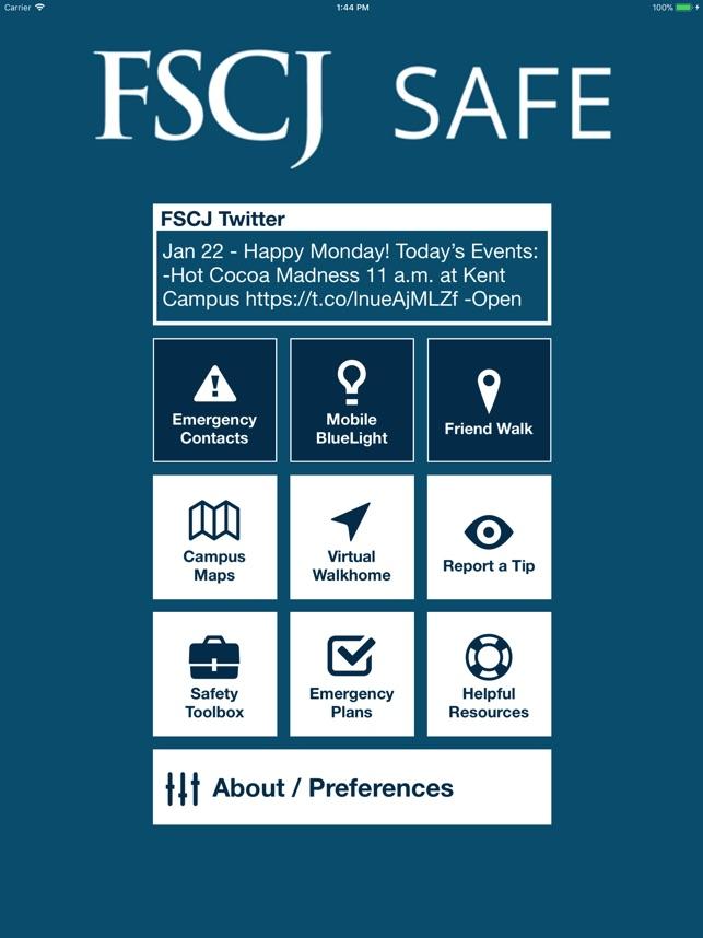 FSCJ Safe on the App Store