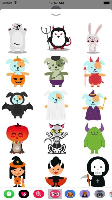 All abuot Cute Halloween screenshot 1