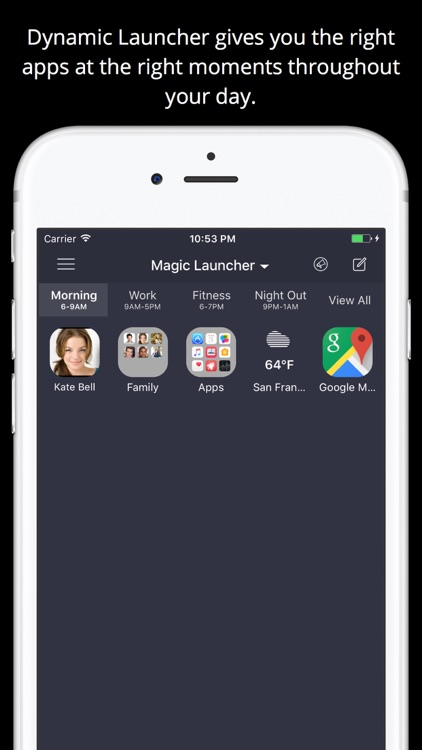 Magic launcher pro by roxwin vietnam technologies company Majic app