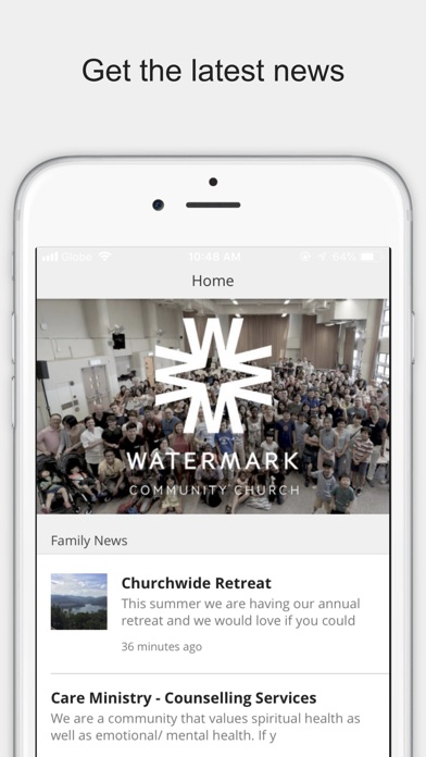 Watermark Community Church HK-0