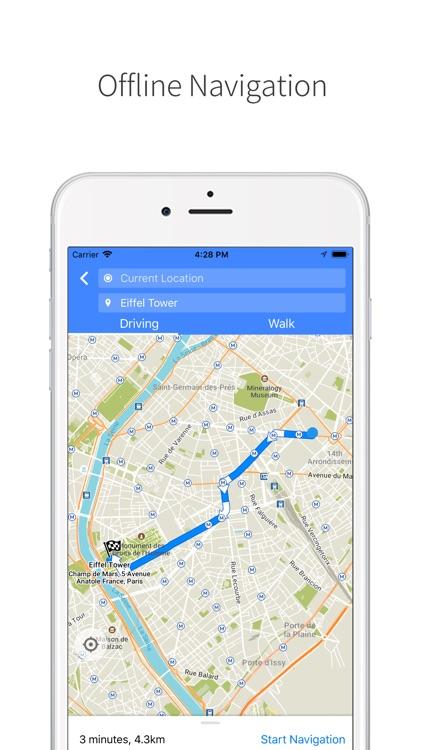 Pocket Maps Lite screenshot-3