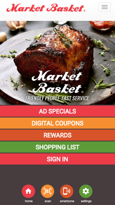 Market Basket Grocery | App Price Drops