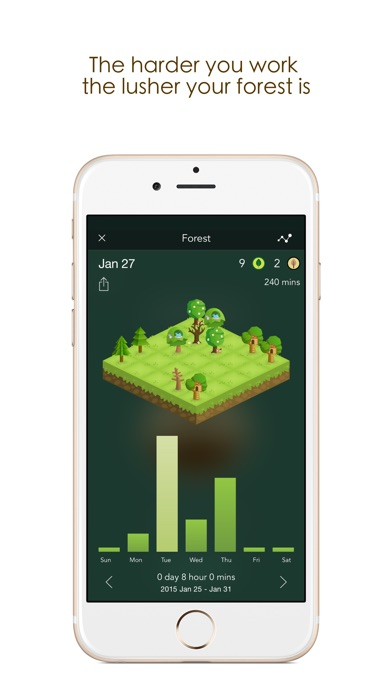 Forest by Seekrtech Screenshot