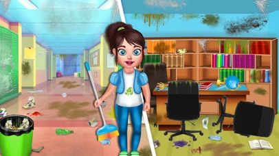 Baby School Cleaning screenshot 4
