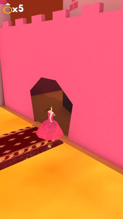 Castle Princess Runner screenshot-4