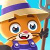 Digital Things - Super Idle Cats - Tap Farm artwork