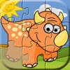 Dinosaur Games Puzzle for Kids