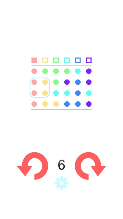 Dot - Aline Same Color Dots screenshot 5