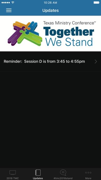 TMC Together We... App screenshot 2