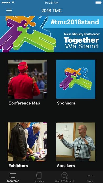 TMC Together We... App screenshot 1